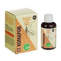 Средство от комаров, флакон, 50 мл