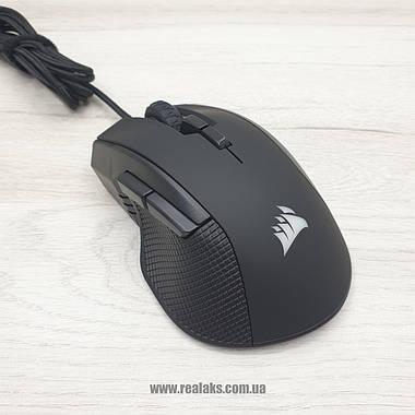 Мишка оптична провідна CORSAIR IRONCLAW (Black), фото 2