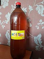 Льняное масло 2.5 л бутылка с воском для пропитки дерева, фото 1
