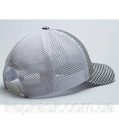 Бейсболка Nk сетка 3D, фото 2