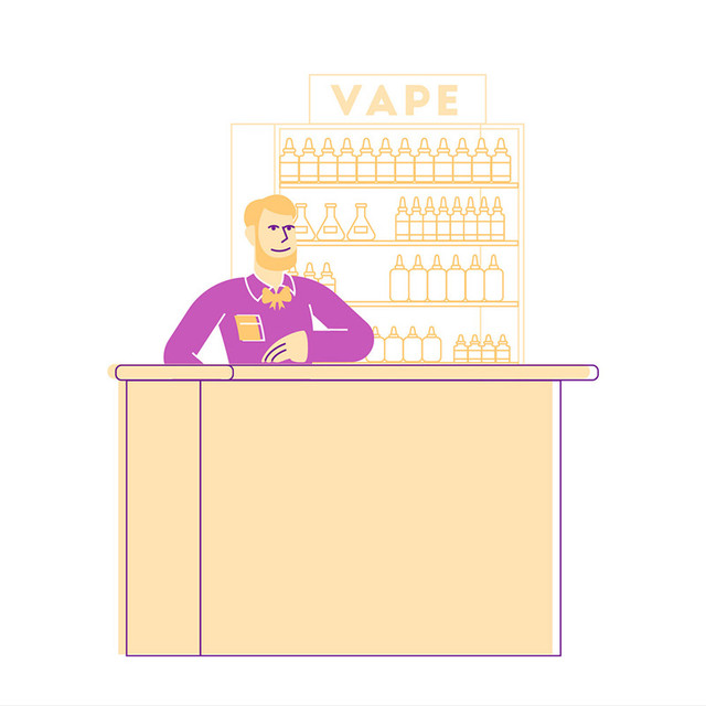 Жидкость Vapor Juice 12 mg