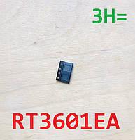 Микросхема RT3601EAGQW / RT3601EA 3H= оригинал QFN28