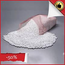 Наполнитель для кресло-мешок 60 литров, пенопластовые шарики для кресло-груша, фото 2