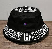 Мужская панама Tommy Hilfiger (Томми Хилфигер) весна/лето, черная