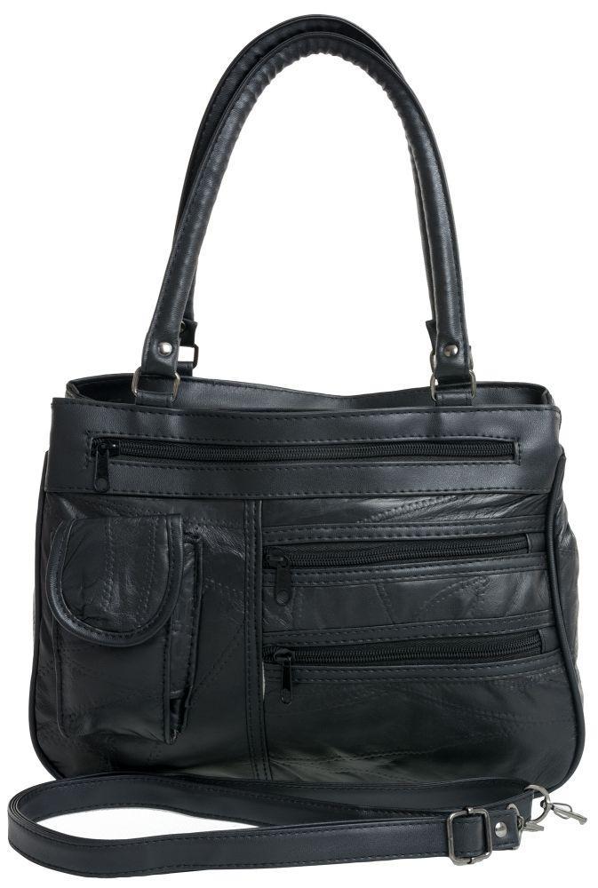 Женская сумка из натуральной кожи LHB27