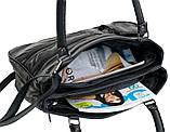 Женская сумка из натуральной кожи LHB27, фото 4