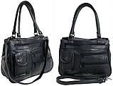 Женская сумка из натуральной кожи LHB27, фото 3