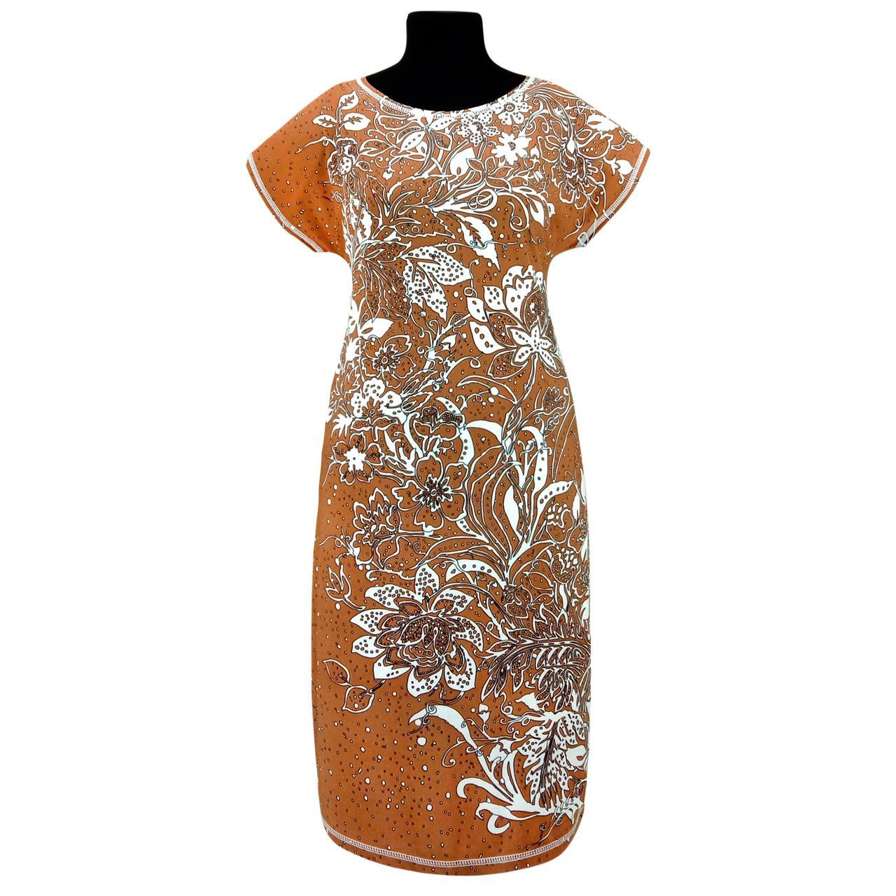 Платье женское из вискозы