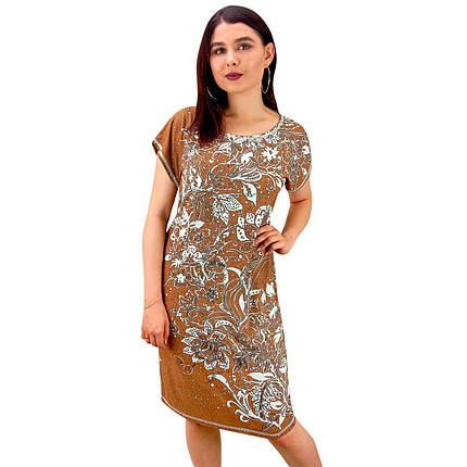 Платье женское из вискозы, фото 2