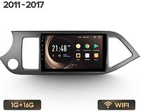Junsun 4G Android магнитола для  Kia Morning For kia picanto 2011 - 2017