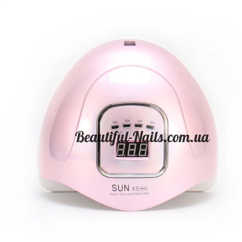 Лампа для сушки ногтей Sun X5 Max на 80 Вт.