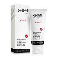 Мыло для глубокого очищения GIGI Acnon Smoothing facial cleanser, 100 ml