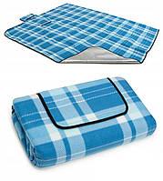 Подстилка сумка для пикника, пляжный коврик универсальный, покрывало для отдыха на природе, туристический плед