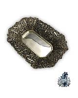 Антикварное старинное столовое серебро антикварная ваза конфетница фруктовница мебель Антиквариат Украина Киев