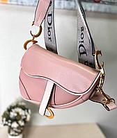 Женская сумка пудра Di*r 11005 (реплика)