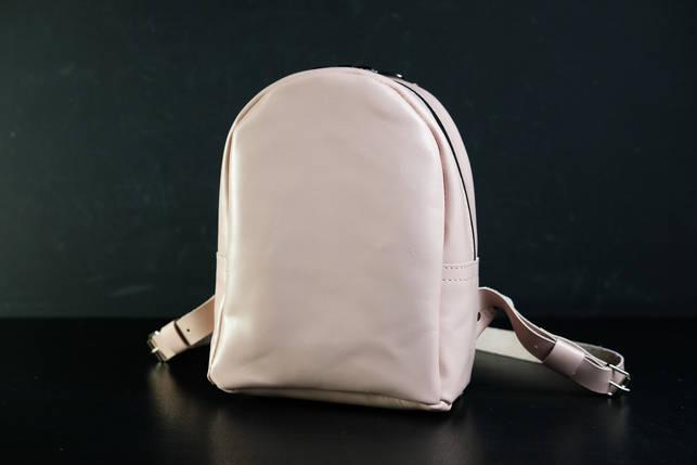 Рюкзак Колибри, кожа Наппа, цвет Пудра, фото 2