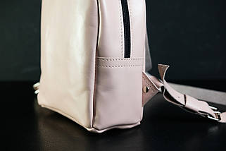 Рюкзак Колибри, кожа Наппа, цвет Пудра, фото 3