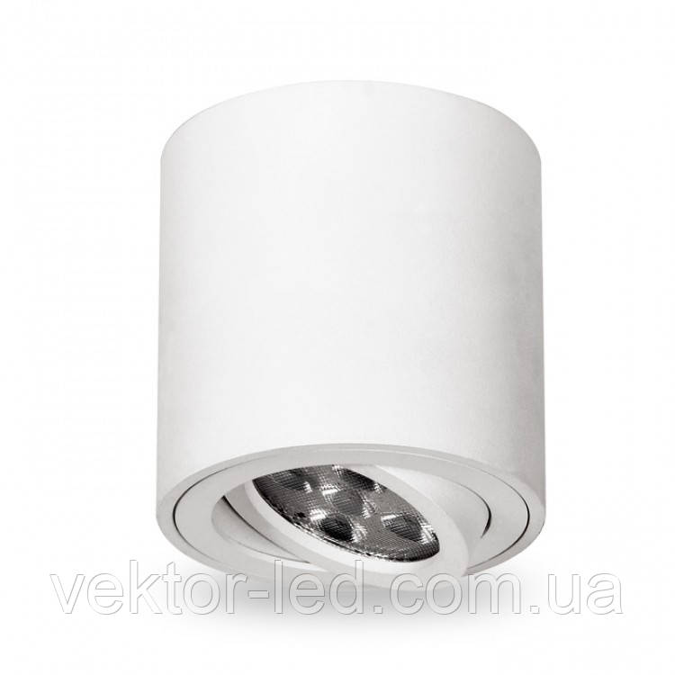 Светильник поворотный под лампу GU10 ML302 белый