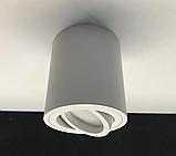Светильник поворотный под лампу GU10 ML302 белый, фото 2