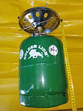 """Баллон газовый """" Пикник """" 8 литров с горелкой"""