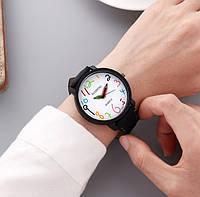 Часы наручные Digit black-white