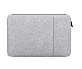 Чехол для ноутбука XIAOMI 12,5''/13,3''/14'/15,6'' дюймов Cерый