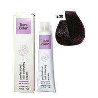 Крем-фарба для волосся Tiare Color 60 мл 5.20 Light irisee brown
