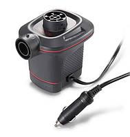 Насос электрический Quick-Fill, 12 В, от прикуривателя | Электронасос Intex