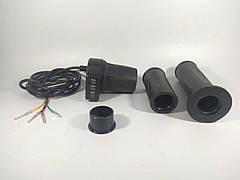 Ручка газа с индикатором заряда аккумулятора 36V для детских электроквадроциклов Profi HB-6\Crosser 90304