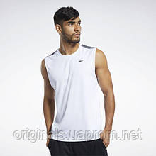 Спортивная майка Reebok Workout Ready Tech Tee FK6185