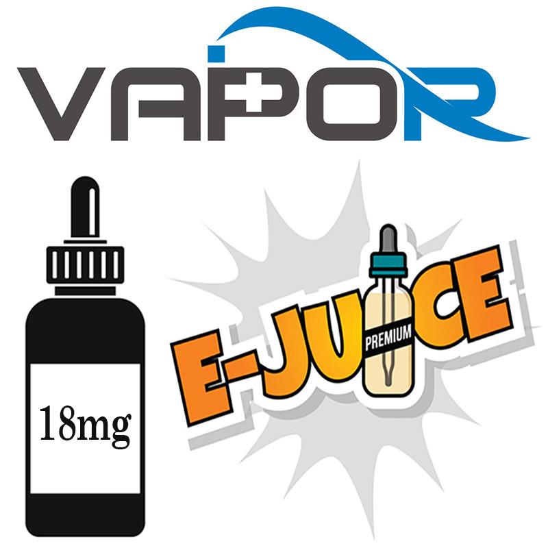 Жидкости для вейпа Vapor Juice 18 mg (50 мл)