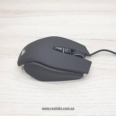 Мышка оптическая проводная CORSAIR M65 ELITE (Black), фото 3