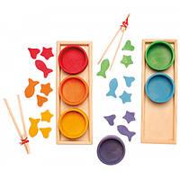 Grimm`s Набор Grimm`s Разноцветные чаши с прищепками