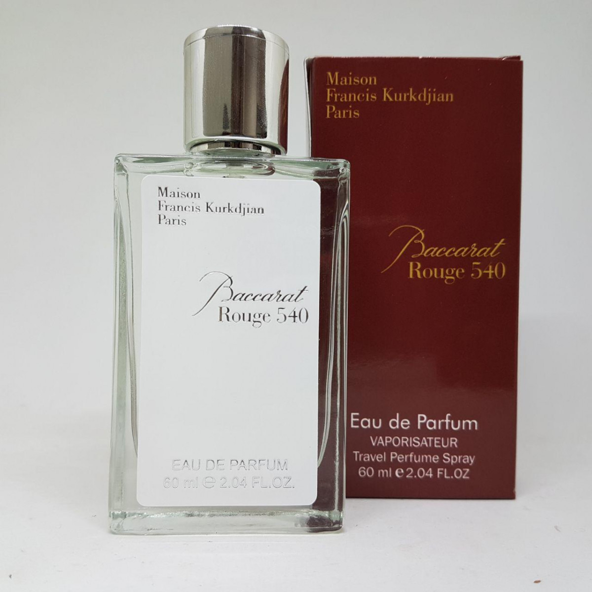 Maison Francis Kurkdjian Baccarat Rouge 540 - Travel Spray 60ml