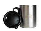 Термокружка с поилкой и защелкой 350мл. Tr TRC-020, фото 3