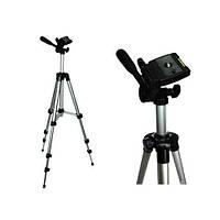 Штатив для цифровой камеры, нивелира 35-102см WT-3110 WF-3110 + чехол