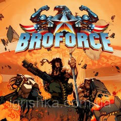 Broforce Ps4 (Цифровий аккаунт для PlayStation 4) П3