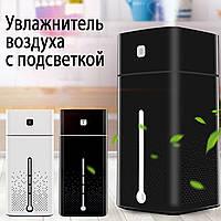 Увлажнитель воздуха Adna Humidifier KS USB диффузор увлажнитель распылитель воздуха. Черный