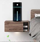 Увлажнитель воздуха Adna Humidifier KS USB диффузор увлажнитель распылитель воздуха. Черный, фото 3