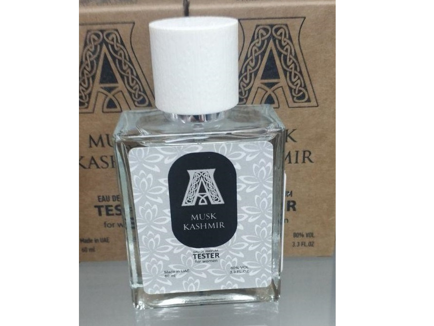Attar Collection Musk Kashmir - Quadro Tester 60ml