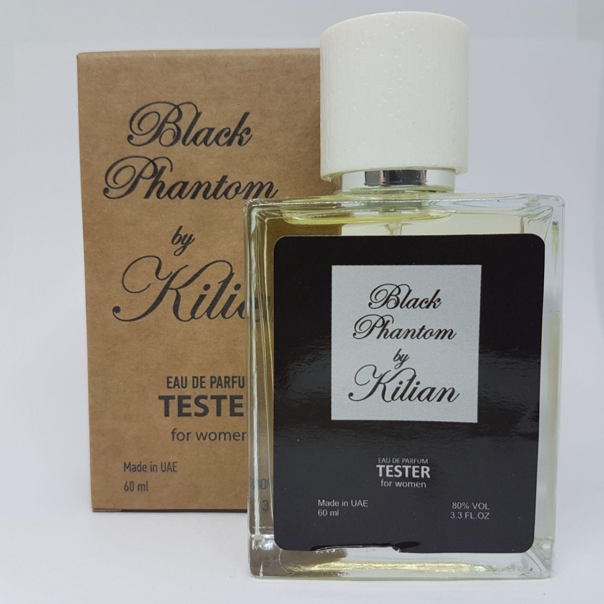 Kilian Black Phantom - Quadro Tester 60ml