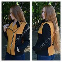 Женская кашемировая курточка, фото 1