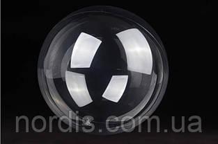 """Воздушный шар абсолютно прозрачный 18""""(45 см.) 1 шт."""