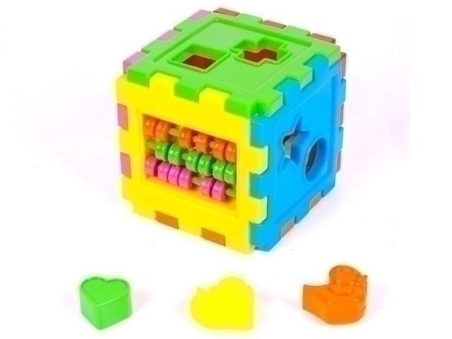Логический куб-сортер со счетами Kinderway