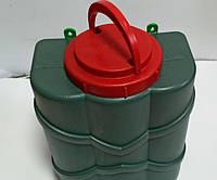 Умивальник, умивальник пластиковий дачний на 15 літрів., фото 1