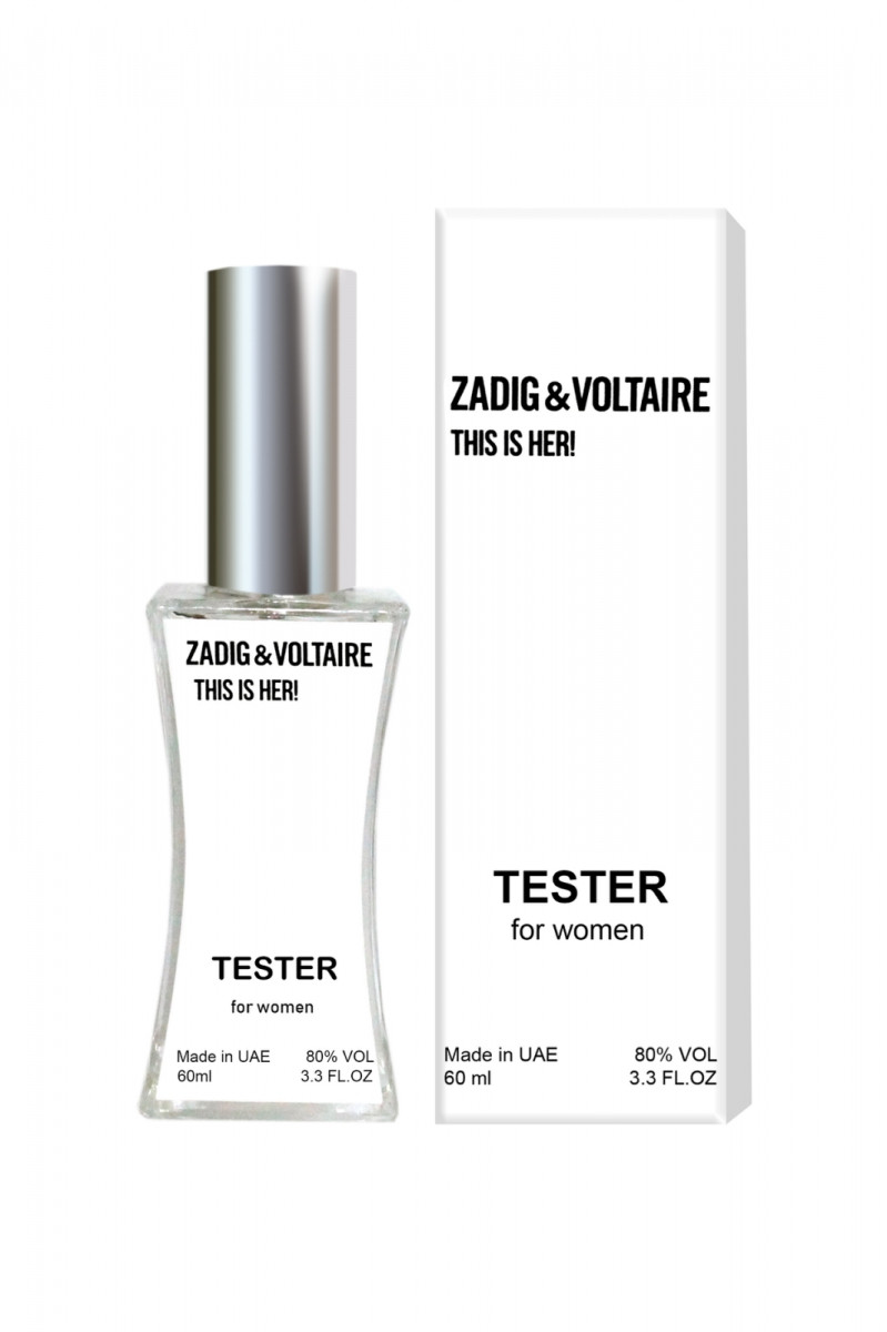 Zadig And Voltaire This Is Her - Tester 60ml