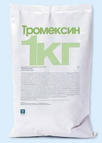 Тромексин 1 кг INVESA (Испания) комплексный ветеринарный антибиотик