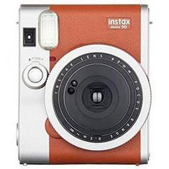 Фотокамера FUJI Instax Mini 90 Instant camera Brown EX D
