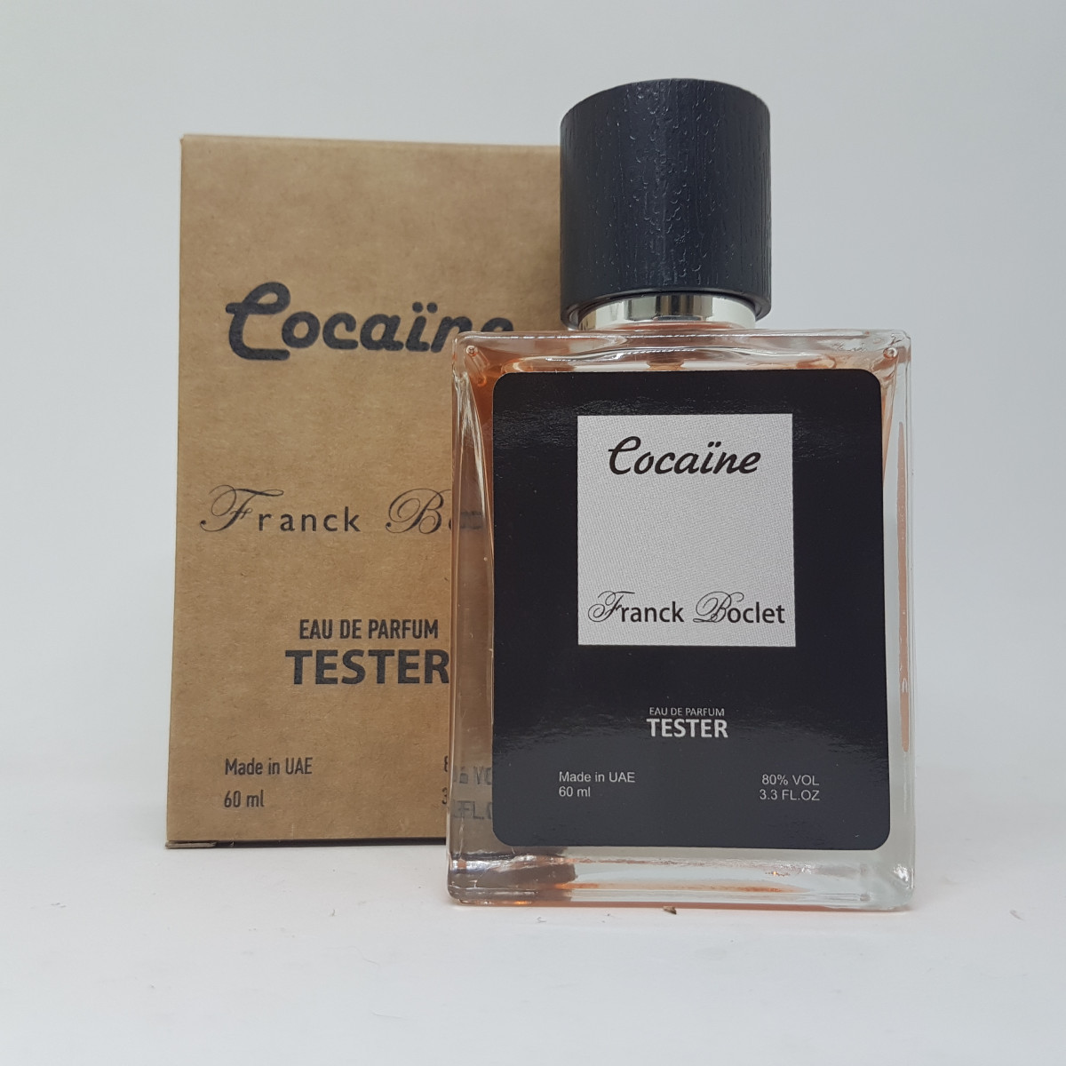 Franck Boclet Cocaine - Quadro Tester 60ml
