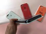Чехол накладка xCase для iPhone 7/8 Silicone Case Full black, фото 5